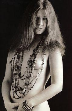 Janis Joplin by Bob Seidemann, 1967