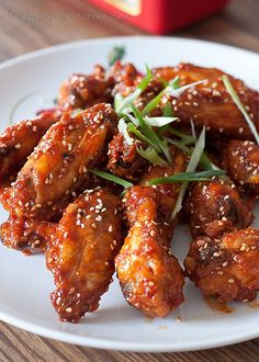 KFC (Korean Fried Chicken)