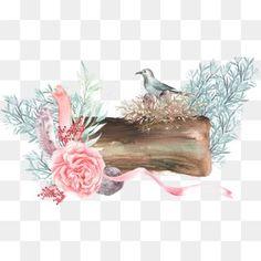 المياه-- لون زهرة الحبر, المياه-- لون زهرة الحبر, توضيح, فن PNG و PSD