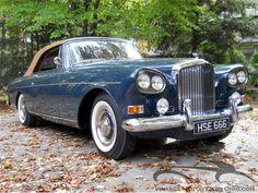 1963 Bentley S3 Cabriolet