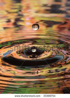 water drop ripple - Google Search