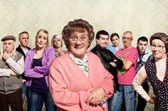We Love Telly - 21-02-11 - Mrs Brown's Boys (Pic: BBC)