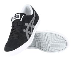 Onitsuka Tiger - Aaron Shoes black / dark grey