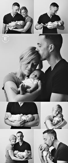 newborn and dad photo ideas. newborn, newborn family photos, baby and dad, father holding baby, newborn photography, newborn inspiration, family photo ideas, newborn and mom, baby and mom, family photo ideas