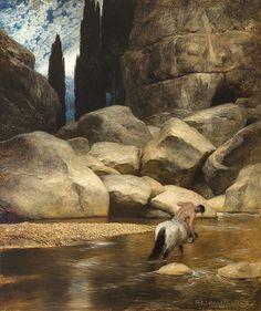 Ferdinand Keller, Lonely Centaur