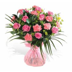 PERFECT PINK Flower Bouquets For Ramadan Gifts for your loved one.