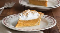 Sweet Potato Pie with Marshmallow Meringue - Taste of the South Pie Dessert, Eat Dessert First, Dessert Table, Canning Sweet Potatoes, Just Pies, Christmas Dinner Menu, Cheesecake Pie, Potato Puree, Thanksgiving Desserts