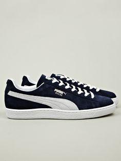 puma man sneakers