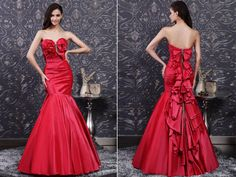 Wear this for next prom night or a military ball,you'll impress everyone in this timeless gown.