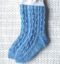 Blleping Socks 2010 KAL