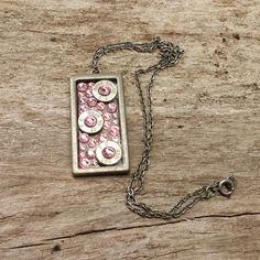 Pendentif avec balle de fusil recyclé calibre 30-06 et .308 Pendant Necklace, Chain, Jewelry, Bullet, Hunters, Pendant, Jewellery Making, Jewerly, Jewlery