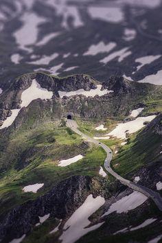 "sublim-ature: ""Grossglockner High Alpine Road, Austria Martin Kornmesser """