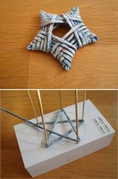 carterie, pergamano et tableaux – Page 2 – Gift Ideas Holiday Crafts, Fun Crafts, Diy And Crafts, Crafts For Kids, Arts And Crafts, Handmade Crafts, Wood Crafts, Noel Christmas, Christmas Ornaments