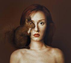 "Saatchi Art Artist Flora Borsi; Photography, ""Écureuil - Limited Edition 1 of 25"" #art"