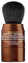 Peter Thomas Roth Radiant Instant Mineral Brush-On Bronzer Sunscreen SPF 30