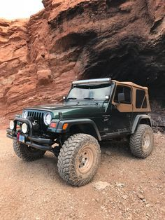 Jeep Tj Build Ideas Google Search 2 Jeep Tj Green Jeep