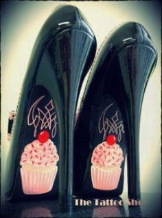 CHIQ | Cupcake Heels : Glamfoxx