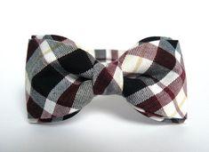 Men's Bow Tie by BartekDesign pre tied tartan by BartekDesign, €20.50