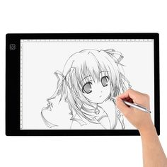 Artcraft Tracing Light Pad Light Box For Artists,Drawing, Sketching, Animation