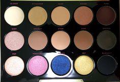 Ma dau mare cu URBAN DECAY x Gwen Stefani Eyeshadow Palette | Color Me with Beauty