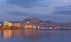 Playa de San Juan, Alicante.