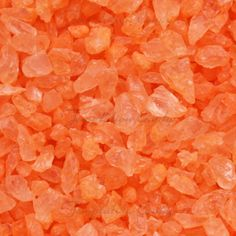 Orange Rock Candy Crystals from Temptation Candy! Comes in a 5 Lb box, perfect for orange candy buffets. Orange Candy Buffet, Candy Crystals, Jelly Belly Beans, Rock Candy, Orange Slices, Gummy Bears, Gumball, Orange Color, Favorite Color