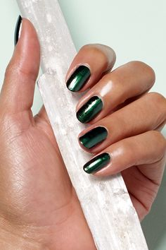 """Horoscope Nail Art With Susan Miller #refinery29  http://www.refinery29.com/2014/05/68406/susan-miller-horoscope-nail-art#slide24  Colors Emerald green and the bright green of new leaves in spring, the pale pink of cherry blossoms, and, to some degree, sky blue.  Mood """"Taurus' talent is to see life as it is rather than how they wish it to be, which keeps them balanced and helps them deal with unexpected setbacks,"""" says Miller. """"They never complain — they rationalize that doing so won't help…"""