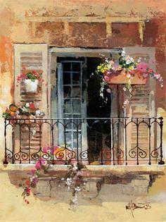 WINDOW III by Willem Haenraets