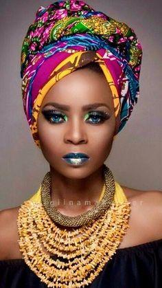 Gorgeous 49 Head Wraps for African American Women – New Natural Hairstyles Head Wrap Headband, Head Wrap Scarf, Head Scarfs, Scarves, New Natural Hairstyles, Natural Hair Styles, Gorgeous Hairstyles, Black Women Art, Beautiful Black Women