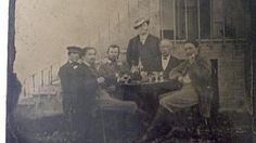 1ra foto de Van Gogh y Gauguin descubierta en Francia!