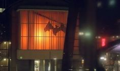 Bacardi: Bats CGI Projection