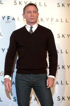 Daniel Craig, love his style Daniel Craig James Bond, Daniel Craig Style, Rachel Weisz, Chris Hemsworth, Daniel Graig, Z Cam, Evolution Of Fashion, Mein Style, Dads
