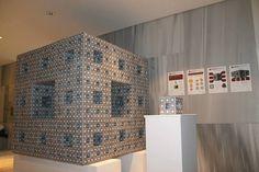 Esponja de Menger. El próximo Jueves 15 a las 19:00 h, tendrá lugar en el #MuseoaAlmeria la presentación de la escultura fractal de la Esponja de Menger, parte del Proyecto internacional Megamenger, realizada por más de 1000 personas ¡Te esperamos!