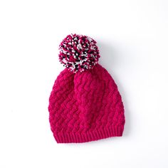 Yarnspirations is the spot to find countless free intermediate knit patterns, including the Red Heart Curvaceously Chic Hat. Browse our large free collection of patterns & get crafting today! Knitting Patterns Free, Knit Patterns, Free Knitting, Cable Knitting, Sheep, Knitted Hats, Winter Hats, Chic, Heart