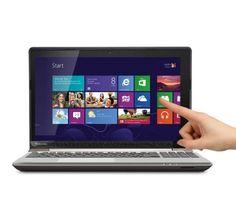 "Toshiba Satellite P50-ABT2G22 15.6"" Quad Edition FULL HD Touch Screen Gaming Notebook PC (P55t with Intel Core i7-4700MQ, 250GB Samsung SSD, Blu-Ray Burner, 2GB NVIDIA, 8GB DDR3L RAM) Toshiba,http://www.amazon.com/dp/B00EZ05VO6/ref=cm_sw_r_pi_dp_PoBFsb0MWBNXFJ0C"