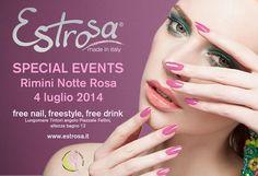 #Notte #Rosa #Invito #Rimini #Riviera #Romagnola #Italy #eventi #free #nails #nail #art #freestyle #free #drink #fun #fashion #dj #music #happyness #vip #special #guest #stars #heart #waves #cool www.estrosa.it