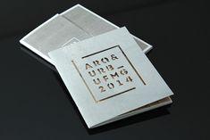 Convite de Formatura de Arquitetura e Urbanismo 2014/1 da UFMG.