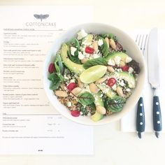 ... images about salads ♡ on Pinterest | Met, Avocado and Avocado Salads