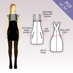 https://www.craftsy.com/sewing/patterns/xs-xl-pinafore-skirt-with-zipper-pockets/474947
