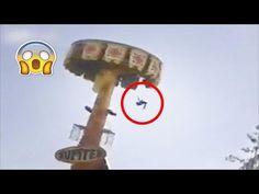 Top 10 Amusement Park Accidents Compilation [2017] - YouTube