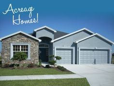 New home community in semi-rural Plant City! Berry Road Estates offers spacious acreage homes.