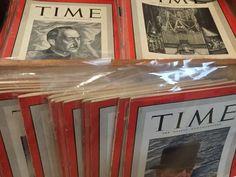 150 WWII Time Magazines 1937 1941 Including Hitler Moty | eBay