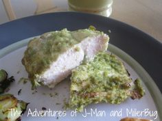 Cilantro, Garlic and Lime Marinade for Chicken that will leave you licking your lips!