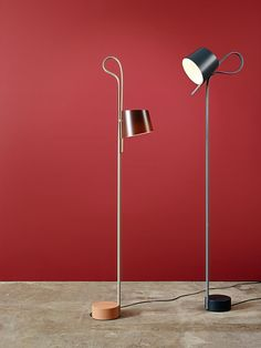 Rope Trick Light by Stefan Diez for Danish-British design label WRONG for HAY