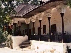 old romanian house sec XVIII