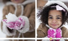 Birthday pictures in the snow! (c) Brittany Erwin Photography