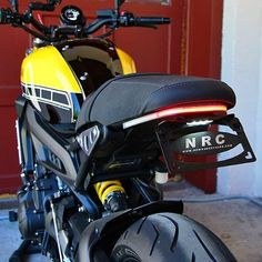 2016 Yamaha XSR fender eliminator kit, available also in tucked format. Who…