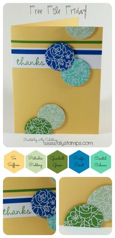 Love these colors. Free printable on the blog with a full colored photo, step by step instructions, supply list and dimensions!