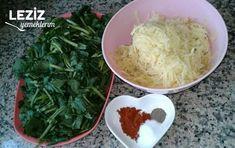 Nefis Ispanak Yemeği - Leziz Yemeklerim Cabbage, Vegetables, Food, Meal, Essen, Vegetable Recipes, Hoods, Cabbages, Meals
