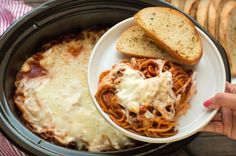 The Magical Slow Cooker featured a recipe that will leave you with a big pot of saucy cheesy goodness in only a few simple steps. This meal is one you can prepare quickly in...